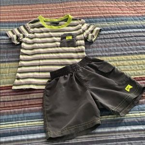 Nike- Boy's short set
